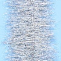 """EP™ SPARKLE BRUSH 3"""" WIDE HOLOGRAPHIC SILVER"""