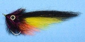 AMAZON SP BLACK/ORANGE/YELLOW #4/0