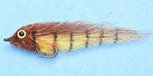 LITTLE MINNOW SHADED BROWN #4