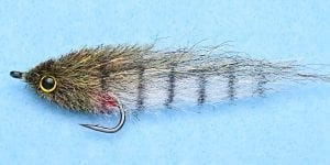LITTLE MINNOW SHADED OLIVE LY #4