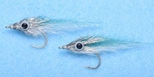 MICRO MINNOW BLUE #2 /2 Fly
