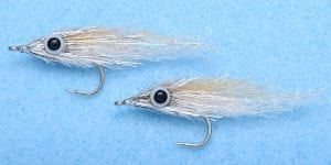MICRO MINNOW TAN #2 /2 Fly