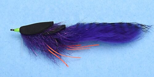 DIVER BLACK/PURPLE #1/0