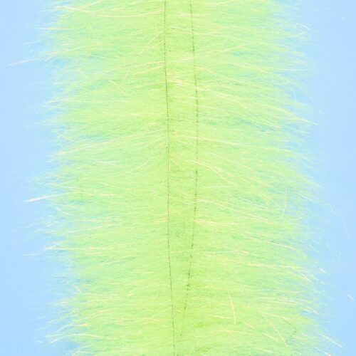 "EP™ ANADROMUS BRUSH 2.5"" WIDE YELLOW CHARTREUSE"