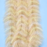 "EP™ CRUSTACEOUS BRUSH w/MICRO LEGS 1.5"" WIDE SAND"