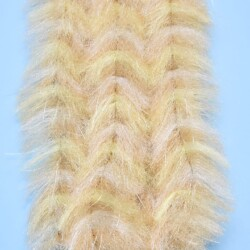 """EP™ CRUSTACEOUS BRUSH w/MICRO LEGS 1.5"""" WIDE SAND"""