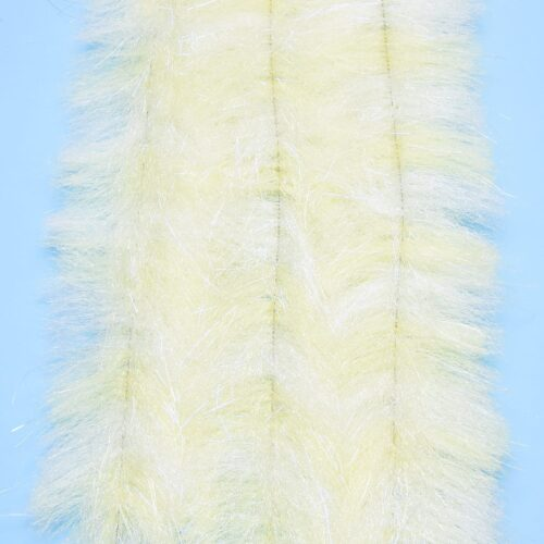"""EP™ CRUSTACEOUS BRUSH w/MICRO LEGS 1.5"""" WIDE WARM YELLOW"""