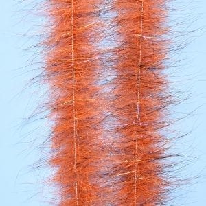 "EP™ FOXY BRUSH 1.5"" WIDE HOT ORANGE"