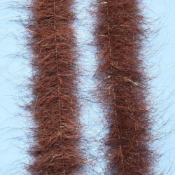 """EP™ FOXY BRUSH 1.5"""" WIDE SPECKLE BROWN"""