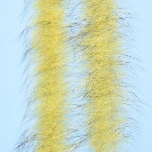 "EP™ FOXY BRUSH 1.5"" WIDE YELLOW"
