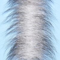 "EP™ FOXY BRUSH 3"" WIDE SILVER FOX"