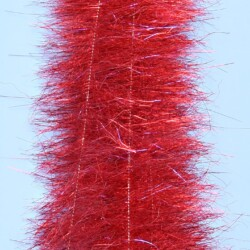 "EP™ MINNOW HEAD BRUSH 1.5"" WIDE BLOODY RED"