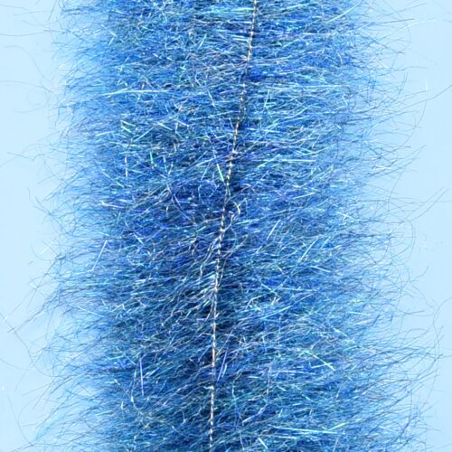 "EP™ MINNOW HEAD BRUSH 1.5"" WIDE SEA BLUE"
