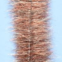 "EP™ MINNOW HEAD BRUSH 1.5"" WIDE SPECKLE BROWN"