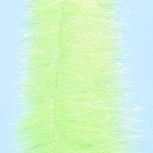 "EP™ MINNOW HEAD BRUSH 1.5"" WIDE SHADED CHARTREUSE"