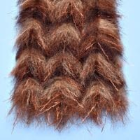 "EP™ PREDATOR BRUSH 1.75"" WIDE BROWN"