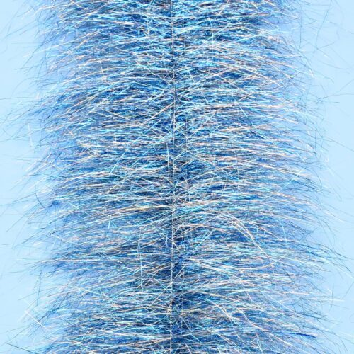 """EP™ SPARKLE BRUSH 3"""" WIDE HOLOGRAPHIC BLUE"""