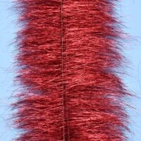 """EP™ SPARKLE BRUSH 3"""" WIDE RED"""