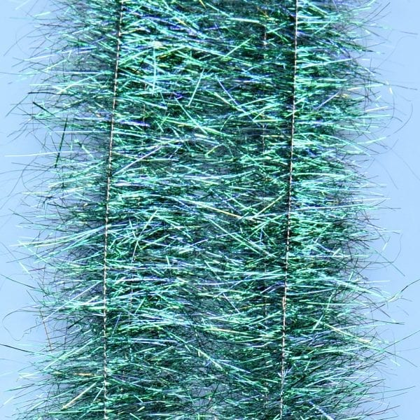 """EP™ SPARKLE BRUSH 1"""" WIDE ROYAL PEACOCK"""