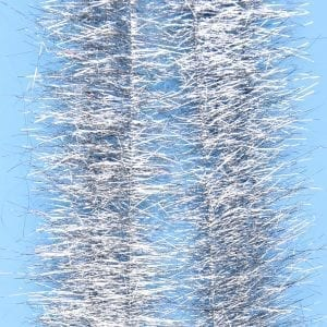 """EP SPARKLE BRUSH 1"""" WIDE SILVER"""
