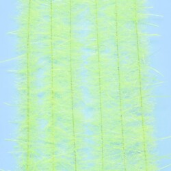 "EP™ STEELEGG BRUSH .75"" WIDE ELECTRIC CHARTREUSE"
