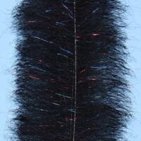"EP™ STREAMER BRUSH 2.5"" WIDE BLACK"