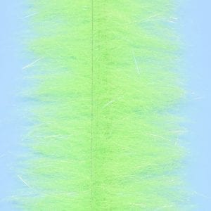 "EP™ STREAMER BRUSH 2.5"" WIDE CHARTREUSE"