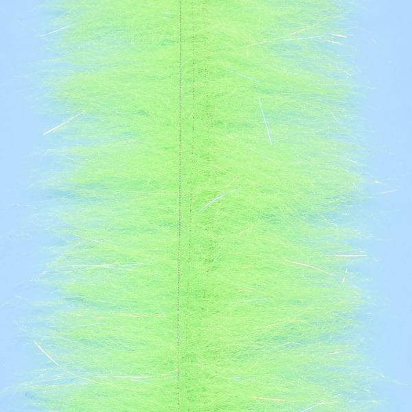 """EP™ STREAMER BRUSH 2.5"""" WIDE CHARTREUSE"""