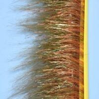 "EP™ SUBSURFACE BRUSH 3.5"" WIDE OLIVE/FL ORANGE"