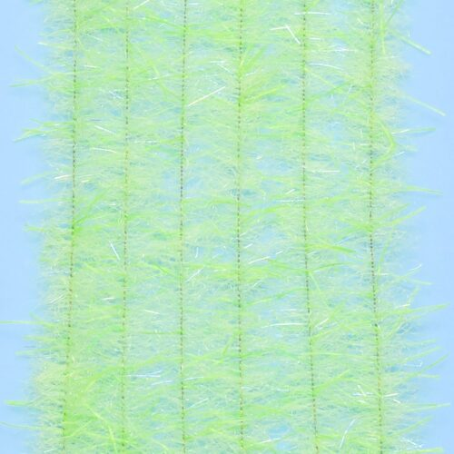 "EP™ TARANTULA HAIRY LEGS BRUSH .50"" WIDE CHARTREUSE"