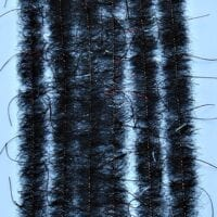"EP™ WOOLY CRITTER BRUSH .50"" WIDE BLACK"
