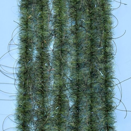 """EP™ WOOLY CRITTER BRUSH .50"""" WIDE OLIVE"""