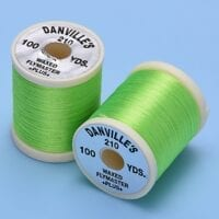 DANVILLE FLYMASTER PLUS 3/0 THREAD CHARTREUSE