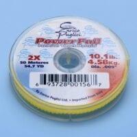 EP™ POWERFULL PREMIUM TIPPET MATERIAL 50mt. 2X