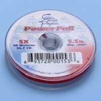 EP™ POWERFULL PREMIUM TIPPET MATERIAL 50mt. 5X