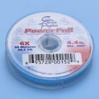 EP™ POWERFULL PREMIUM TIPPET MATERIAL 50mt. 6X