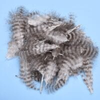 GRIZZLY MINI MARABOU NATURAL