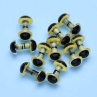 EP™ GAMECHANGE EYES YELLOW PEARL 9mm - 23/64""